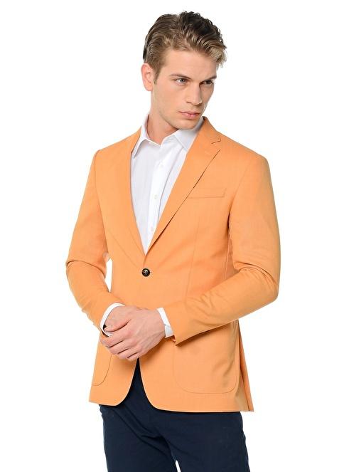 Kiğılı Ceket Sarı